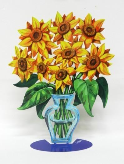 David Gerstein Flowers Sunflowers