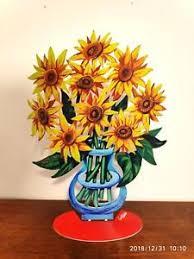 David Gerstein Flowers Sunflowers Small