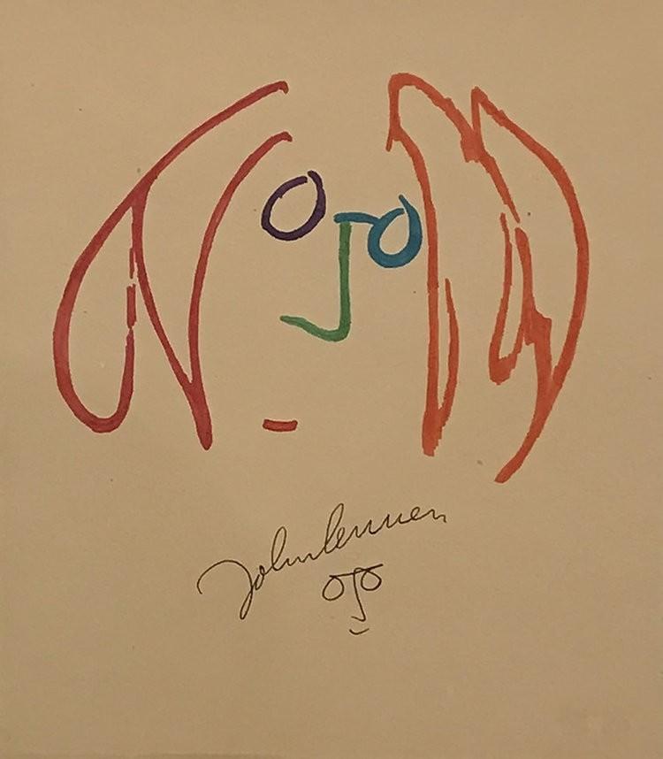 John Lennon & Yoko Ono (1940-1980)