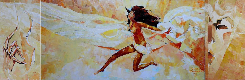 Valeri+Sokolovski.+Phantom+of+Inspiration+Triptych.+Original+Oil