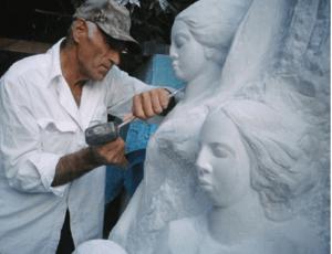 VALERI SOKOLOVSKI (Sculptures)