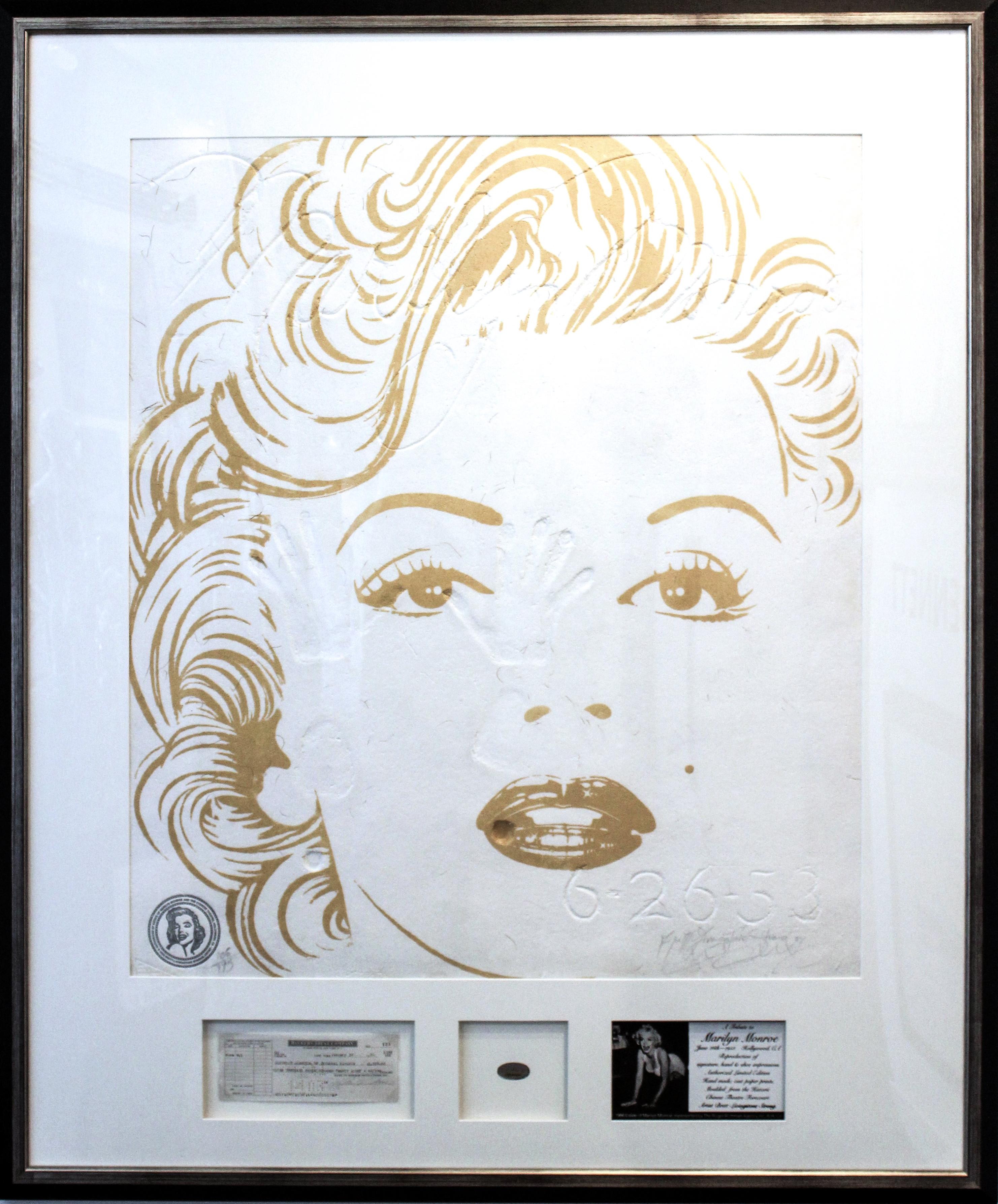 Marilyn Monroe Collection (1926-1962)