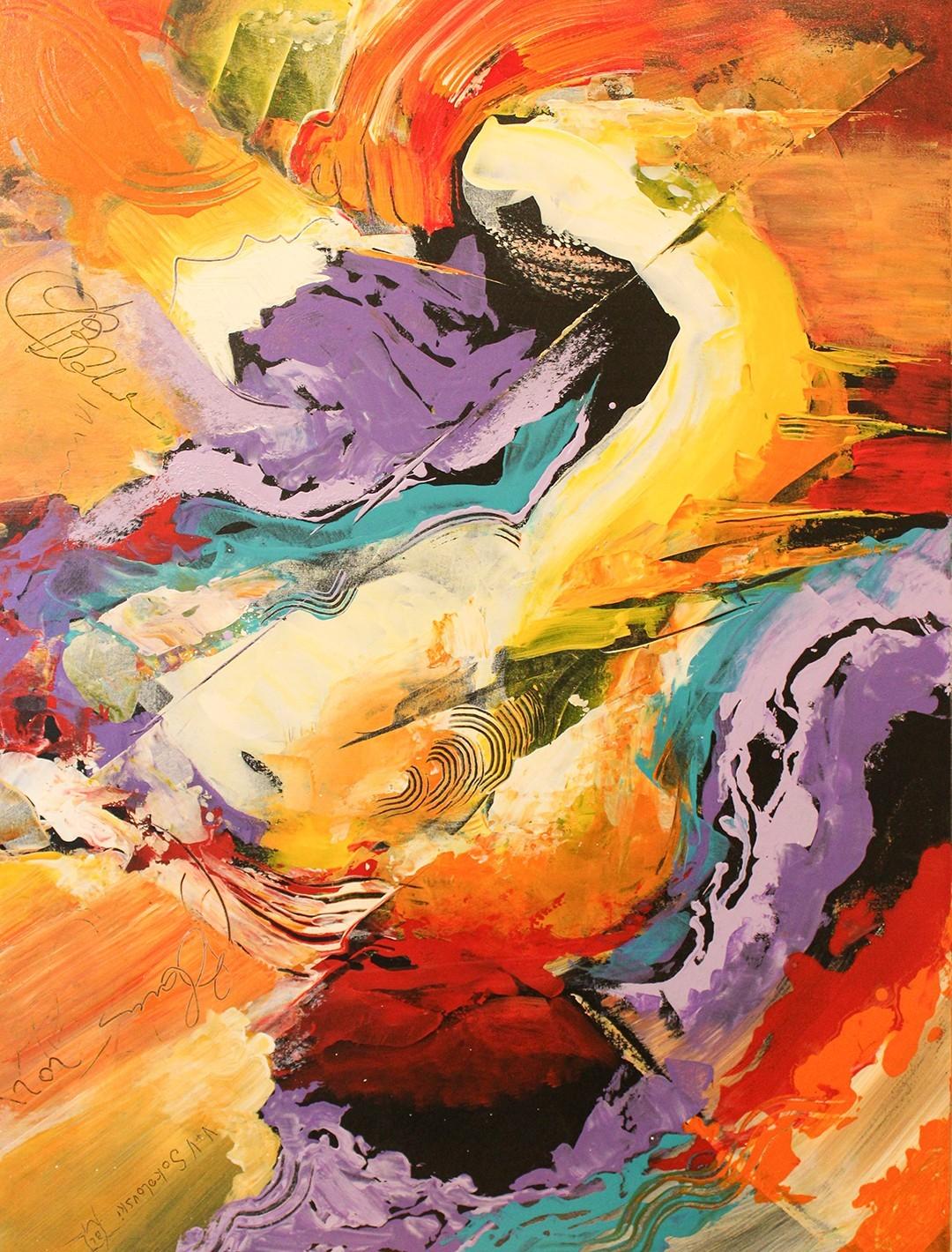 Valeri Sokolovski (Paintings)
